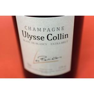 シャンパン スパークリングワイン ユリス・コラン(オリヴィエ・コラン) / ブラン・ド・ブラン・レ・ペリエール [2011]|wineholic