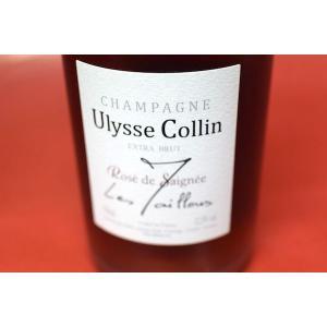 シャンパン スパークリングワイン ユリス・コラン(オリヴィエ・コラン) / エクストラ・ブリュット・ロゼ・ド・セニェ・レ・マイヨン [2011]|wineholic