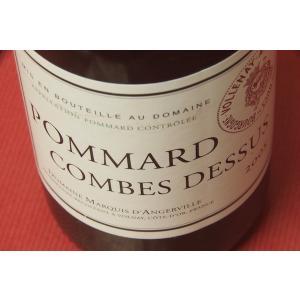 赤ワイン ドメーヌ・マルキ・ダンジェルヴィーユ / ポマール・コンブ・デュシュ [2013]予約販売(配送は2015/12/10以降)|wineholic