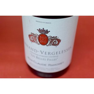 赤ワイン ドメーヌ・ラモネ / ペルナン・ヴェルジュレス・レ・ヴェル・フィーユ・ルージュ [2012]|wineholic