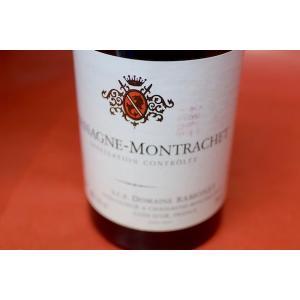赤ワイン ドメーヌ・ラモネ / シャサーニュ・モンラッシェ・ルージュ [2012]|wineholic