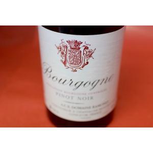 赤ワイン ドメーヌ・ラモネ / ブルゴーニュ・ルージュ [2012]|wineholic