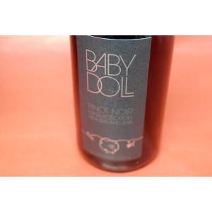 赤ワイン イーランズ・エステート / ベビー・ドール・ピノ・ノワール [2013] wineholic