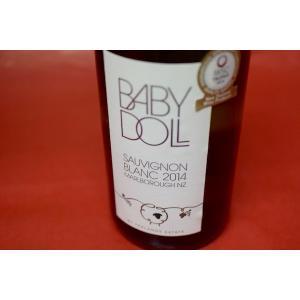 白ワイン イーランズ・エステート / ベビー・ドール・ソーヴィニヨン・ブラン [2014] wineholic