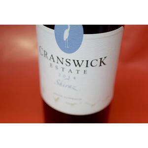 赤ワイン クラウンズウィック / レイクフィールド・シラーズ [2014] wineholic