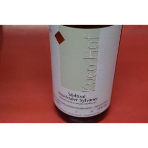 白ワイン クエンホフ・ピーター・プリガー / スッドゥチロル アイザックタレール シルヴァネール [2011]|wineholic