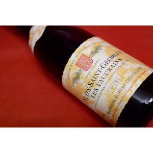 赤ワイン ロベール・シュヴィヨン /ニュイ・サン・ジョルジュ・プルミエ・クリュ・レ・ヴォークラン [2003]|wineholic