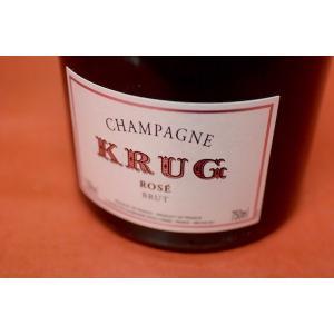 シャンパン スパークリングワイン クリュッグ / ロゼ|wineholic