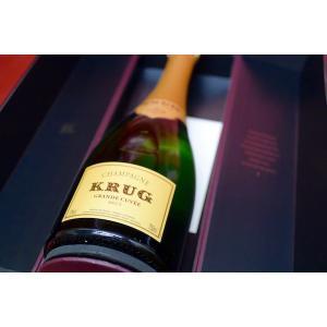 シャンパン スパークリングワイン クリュッグ / グラン・キュヴェ・ギフト・ボックス|wineholic