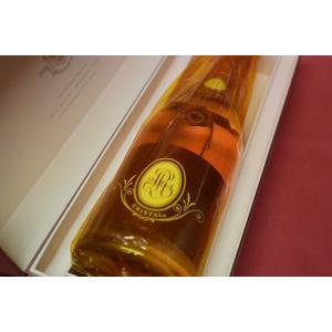 シャンパン スパークリングワイン ルイ・ロデレール / クリスタル・ロゼ・ブリュット [2004]|wineholic