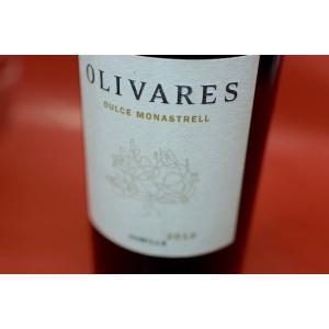 甘口ワイン デザートワイン ボデガス・オリバーレス / ドゥルセ・モナストレル [2010] 500ml|wineholic
