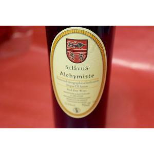 赤ワイン ドメーヌ・スクラヴォス / ヴァン・ルージュ・ド・ターブル・アルシミスト|wineholic