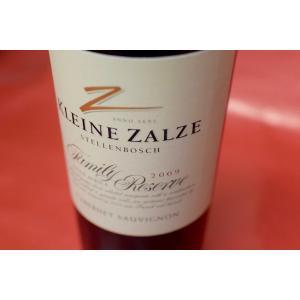 赤ワイン クライン・ザルゼ・ワインズ / ファミリー・リザーヴ・カベルネ・ソーヴィニヨン [2009] wineholic