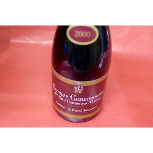 シャンパン スパークリングワイン ドメーヌ・ルネ・ルクレール / ジュヴレ・シャンベルタン・プルミエ・クリュ・コンブ・オー・モアンヌ [2000]|wineholic