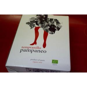 赤ワイン エセンシア・ルラル / パンパネオ・テンプラニーニョ・エコ [2015] 3000ml|wineholic