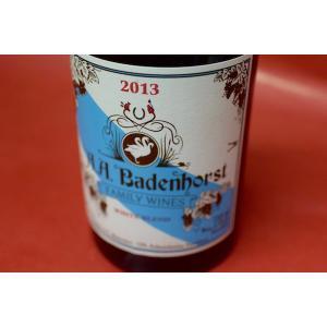 白ワイン A.A.バーデンホースト / ファミリー・ホワイト [2013]|wineholic
