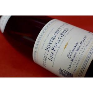 白ワイン ドメーヌ・ジャン・マリー・ブーズロー /  ピュリニー・モンラッシェ・プルミエ・クリュ・レ・フォラティエール [2013]|wineholic
