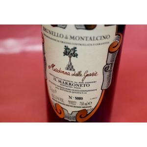 赤ワイン イル・マッロネート / ブルネッロ・ディ・モンタルチーノ セレツィオーネ マドンナ・デッレ・グラツィエ [2009]|wineholic