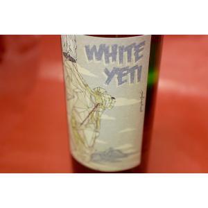 白ワイン ゴンザロ・ゴンザロ / ホワイト・イェティ [2014]|wineholic