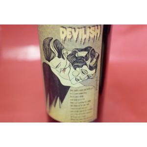赤ワイン ゴンザロ・ゴンザロ / デヴィリッシュ [2014]|wineholic