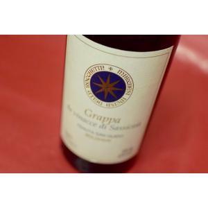 グラッパ ナンノーニ / グラッパ・ダ・ヴィナッチェ・ディ・サッシカイア 500ml|wineholic