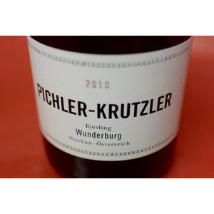 白ワイン ピヒラー・クルツラー/ リースリング ヴンダーブルグ [2010]|wineholic