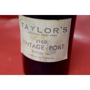 甘口ワイン デザートワイン テイラーズ / ヴィンテージ・ポート1960|wineholic