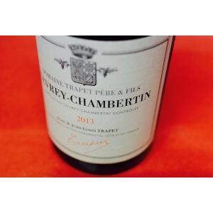 赤ワイン ジャン& ジャン・ルイ・トラペ / ジュヴレ・シャンベルタン・オストレア [2013]|wineholic