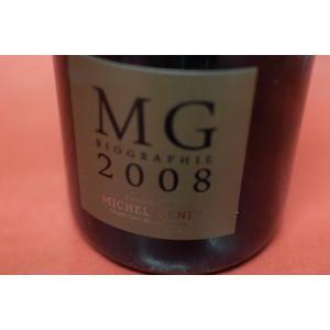 シャンパン スパークリングワイン ミッシェル・ジュネ / ビオ・グラフィ・ブラン・ド・ブラン・グラン・クリュ 2008 wineholic