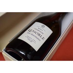シャンパン スパークリングワイン ルノーブル / ブラン・ド・ブラン・グラン・クリュ・キュヴェ・レ・ザヴァンチュール|wineholic