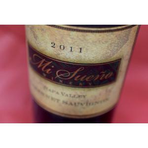 赤ワイン ミ・スエーニョ・ワイナリー / カベルネ・ソーヴィニョン・ナパ・ヴァレー [2011]|wineholic