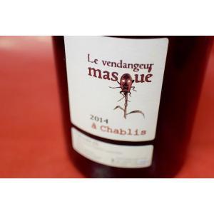 白ワイン アリス・エ・オリヴィエ・ド・ムール / シャブリ(ル・ヴァンダンジャー・マスケ) [2014] 1500ml|wineholic