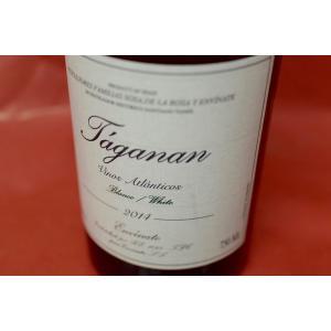 白ワイン エンビナーテ / タガナン・ブランコ [2014]|wineholic