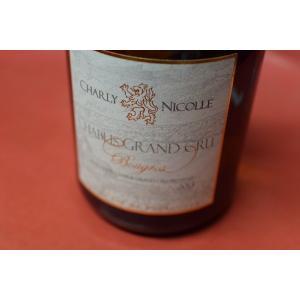 白ワイン ドメーヌ・シャルリー・ニコル / シャブリ・グラン・クリュ・ブーグロ [2013]|wineholic