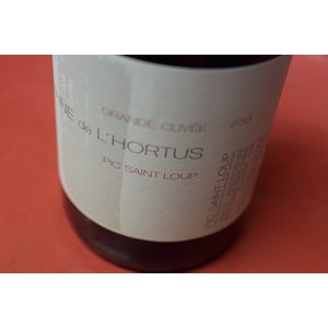 赤ワイン ドメーヌ・ド・ロルチュ / ベルジュリード・ロルチュ・グラン・キュヴェ [2013] wineholic