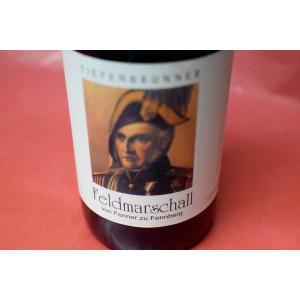 白ワイン ティフェンブルンナー / フェルドマーシャル・フォン・フェナー [2013]|wineholic