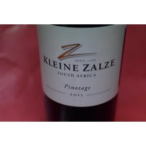 赤ワイン クライン・ザルゼ・ワインズ / セラー・セレクション・ピノタージュ [2015]|wineholic
