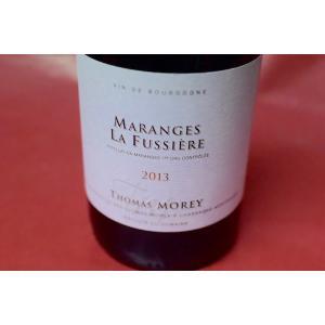 赤ワイン トーマス・モレ / マランジェ・ラ・フュッシエール [2013] wineholic