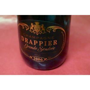 シャンパン スパークリングワイン ドラピエ / グラン・サンドレ [2006]|wineholic
