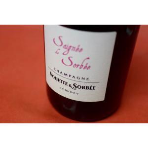 シャンパン スパークリングワイン ヴェット・エ・ソルベ /  セニエ・ド・ソルヴェ・ロゼ [2012]|wineholic