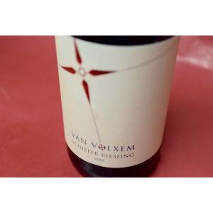 白ワイン ファン・フォルクセン / シーファー・リースリング [2015] wineholic