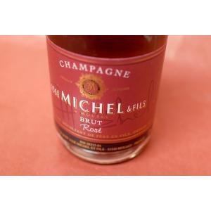 シャンパン スパークリングワイン ジョゼ・ミッシェル / ブリュット・ロゼ 375ml|wineholic