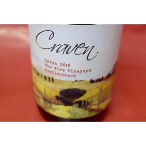 赤ワイン クラヴァン・ワイン / シラー・ザ・ファーズ・ヴィンヤーズ [2015]|wineholic