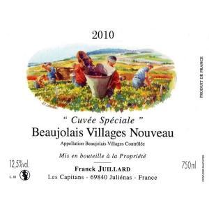 赤ワイン フランク・ジュイヤール / ボジョレー・ヌーヴォ [2016] 予約販売(予約販売:お届けは2016/11/17)【エチケットの画像はサンプルです】|wineholic