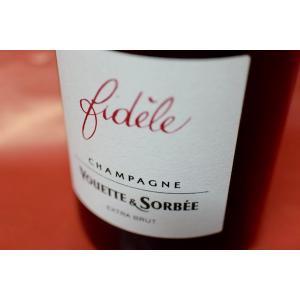 シャンパン スパークリングワイン ヴェット・エ・ソルベ / キュヴェ・フェデル・エキストラ・ブリュット・ノン・ドゼ [2012]|wineholic
