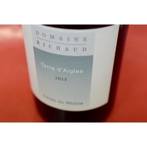 赤ワイン マルセル・リショー / コート・デュ・ローヌ・ルージュ・テール・デーグル [2015]|wineholic