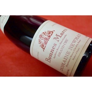 赤ワイン ドメーヌ・ニューマン / ボンヌ・マール・グラン・クリュ [2011]|wineholic