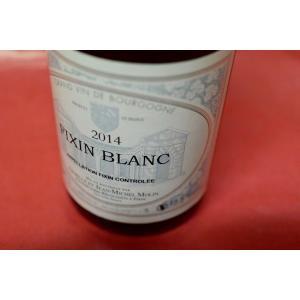 白ワイン ドメーヌ・アルメル・エ・ジャン・ミシェル・モラン / フィサン・ブラン [2014]|wineholic