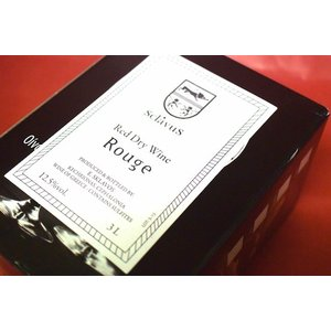 赤ワイン ドメーヌ・スクラヴォス / ヴァン・ルージュ・ド・ターブル アリシミスト 3000ml [2016] (マヴロダフネ)|wineholic