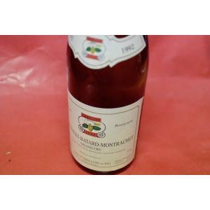 白ワイン ルイ・カリヨン / ヴィヴァンニュ・バタール・モンラッシェ [1992]|wineholic